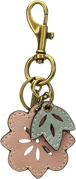Frye - Flower Keychain