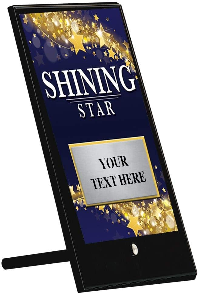 Plaques Trophies, Medals & Awards Crown Awards Shining Star Stand ...