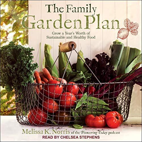 The Family Garden Plan cover art