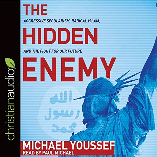 The Hidden Enemy audiobook cover art