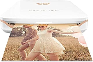 HP Sprocket Plus Printer, White - 2FR85A