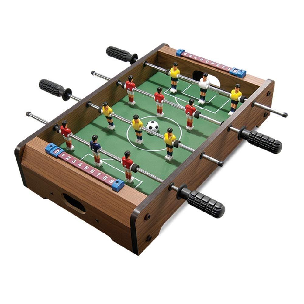 Juego de Mesa Mesa de futbolín Juego de fútbol de la Tabla W/balones de fútbol