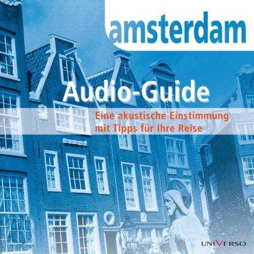 Reiseführer Amsterdam Titelbild