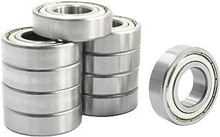 Iycorish 4 pezzi LM20UU 20 x 32 x 42mm Boccola in gomma a doppio effetto con movimento laterale a tenuta laterale