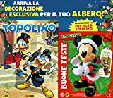 Topolino 3393 Allegato Topolino vestito da Babbo Natale