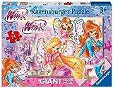 Ravensburger Puzzle - Winx Puzzle 24 Giant Pavimento, 03048 4
