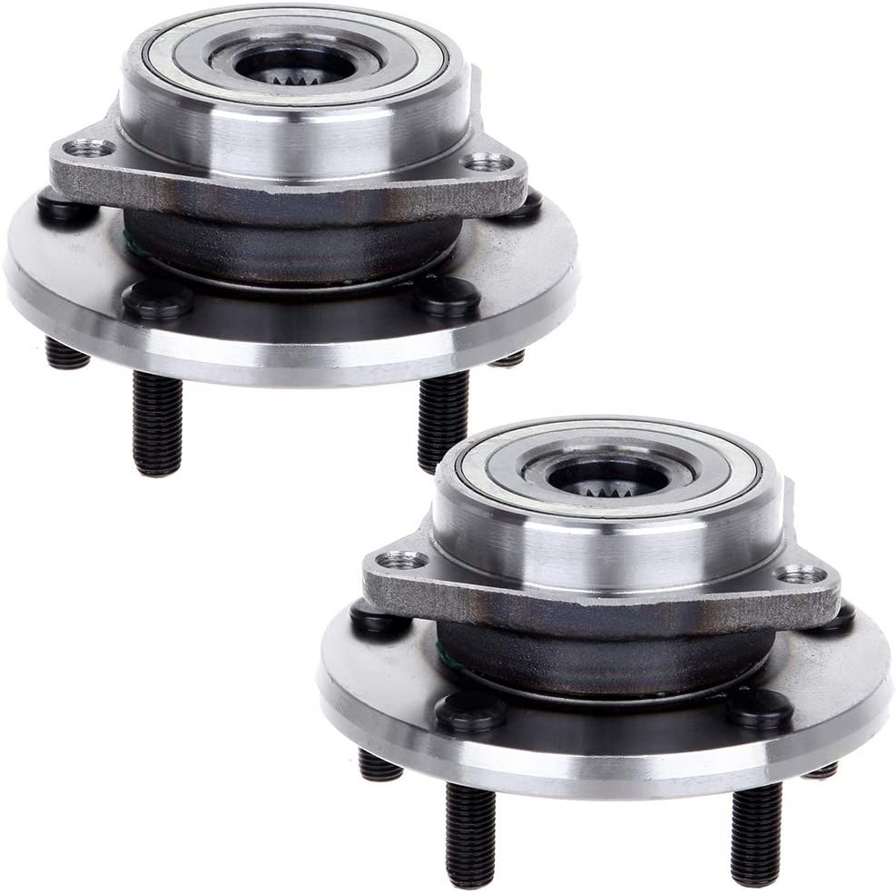 LSAILON San Antonio Mall Hub Assembly and Popular shop is the lowest price challenge Wheel X2 Bearing for 1995-2005 Replace