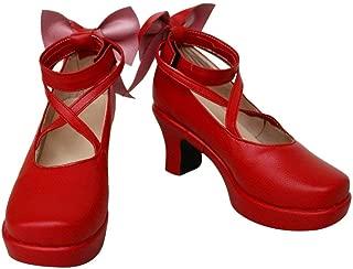 madoka magica cosplay shoes
