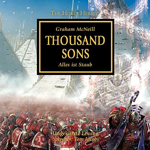 Thousand Sons Titelbild
