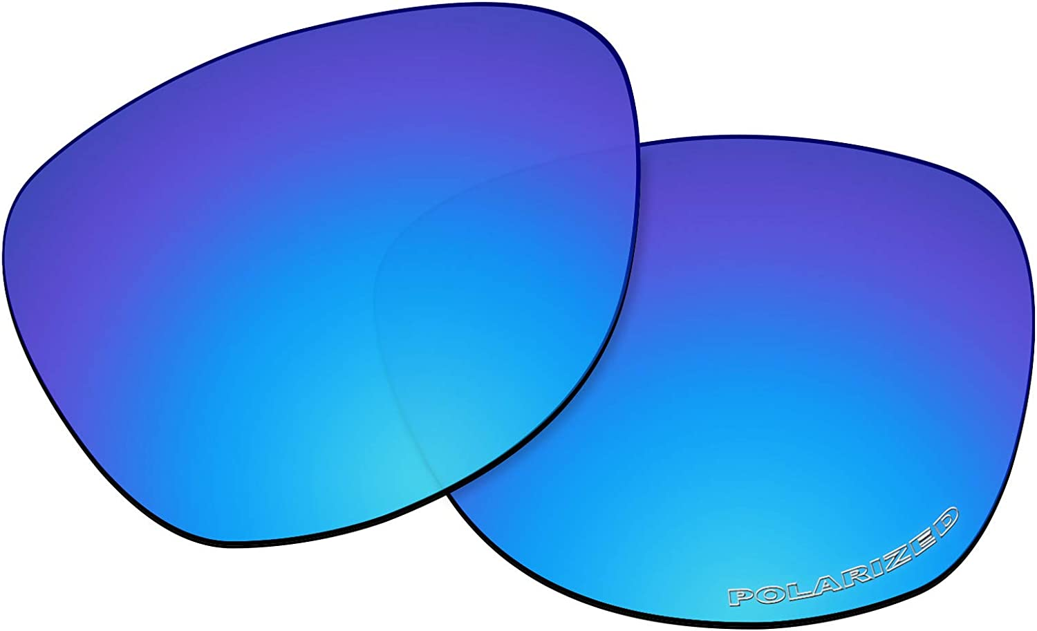 OOWLIT Replacement Lenses Compatible Sungl with Frogskins Year-end Animer and price revision gift Oakley