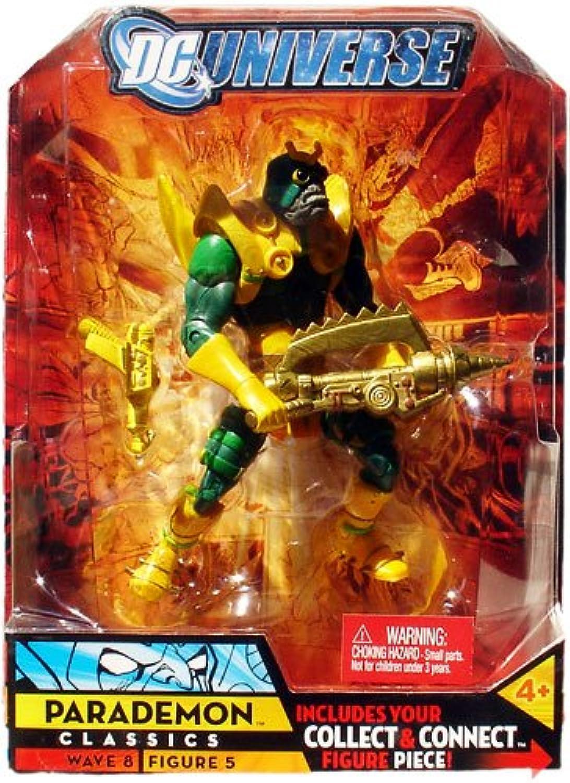 DC Universe Classics Series 8 Action Figure Parademon Grün Classic Style Build Giganta Piece  by Mattel Toys