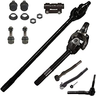 Front for Ford 2003 Excursion// 1999-2006 F350 Super Duty// 1999-2010 F250 Super Duty about 37 1//5 Length N-93001 New Prop shaft//Drive Shaft Assembly