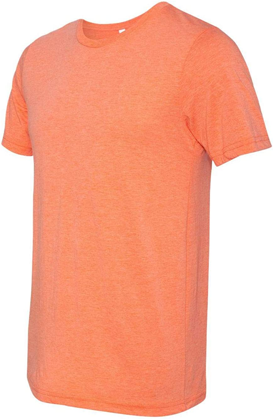 Bella + Canvas Sales results No. 1 Unisex Quantity limited T-Shirt Short-Sleeve Triblend