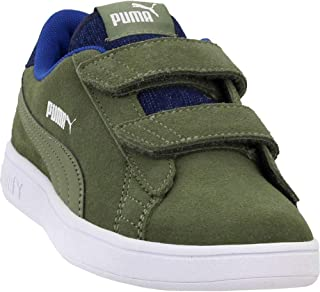 Boys Smash V2 Denim Preschool Casual Shoes,