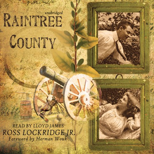 Raintree County audiobook cover art