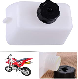 Podoy Mini Bike Gas Tank For Quad Dirt Pocket Atv Scooter 2 Stroke 43cc 45cc 47cc 49cc Fit 1/4 Fuel Line