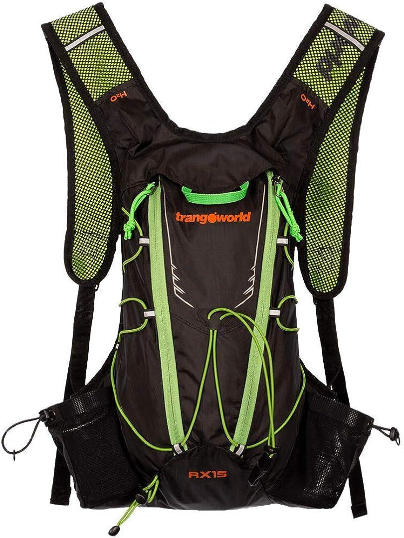Ranking TOP9 TRANGO Mochila Rx15 Sale SALE% OFF Unisex Adults' Multicolour Backpack Negro