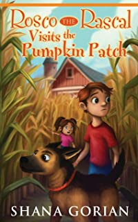 Rosco The Rascal Visits The Pumpkin Patch