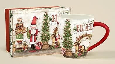 Lang Christmas Nutcrackers Cafe Mug by Susan Winget, Multicolored