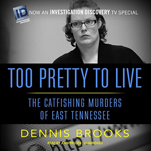Too Pretty to Live audiobook cover art