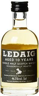 Ledaig 10 Years Old Peated Single Malt Whisky 1 x 0.05 l