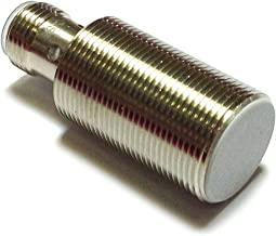 BALLUFF BES 516-326-E5-C-S4 (BES00R6) INDUCTIVE Sensor, 18 X 44.5 MM, Connector, Normally Open (NO), Rated Operating Distance SN=5 MM, Flush