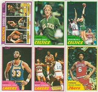 1982 topps basketball cards