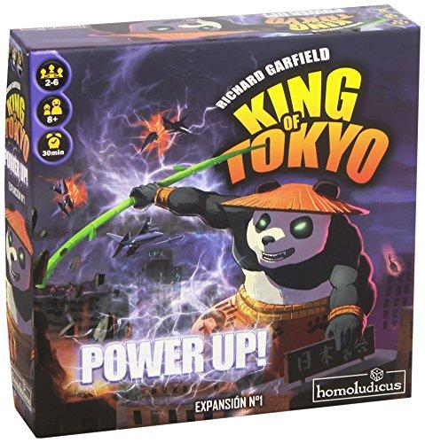 Devir - King of Tokyo: Power up! (HLKINGP)