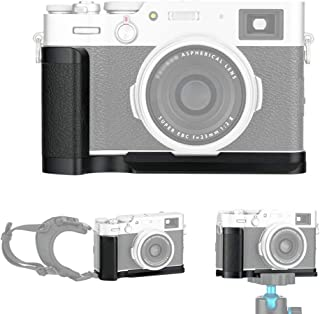 JJC Uchwyt do aparatu Fujifilm Fuji X100V X100F   ulepszona obsługa   Arca Swiss szybka wymiana płyty kompatybilna ze stat...