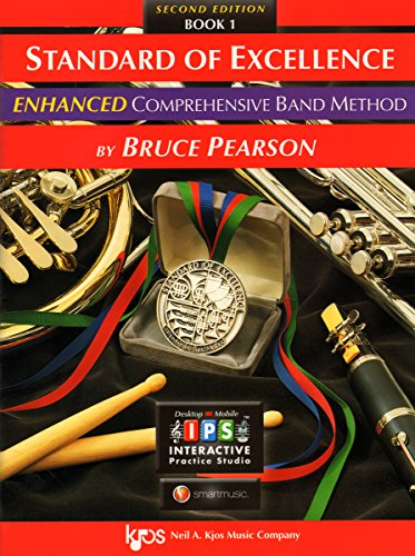 PW21TB - Standard of Excellence Enhanced Book 1 - Trombone