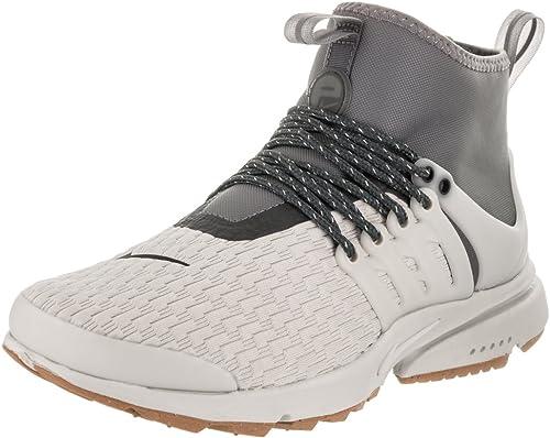 NIKE Femme Air Presto Mid Utility PRM Running chaussures 10 US Lumière os   lumière os 7.5 Royaume-Uni