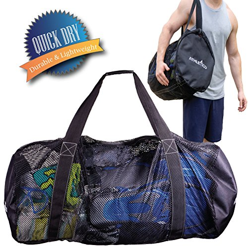 Athletico Mesh Dive Duffel Bag f...
