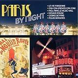 CD Paris By Night ''Moulin Rouge & Zizi Jeanmaire & Mistinguett...''