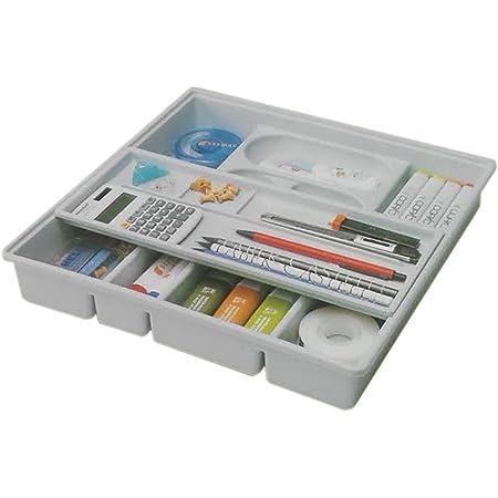 デスク・トレイ Slide ダブル シェルフ デスク 収納ケース Desk Organizer オフィス 家 机上用品・机上収納 机の整理 Desk Storage Case 並行輸入