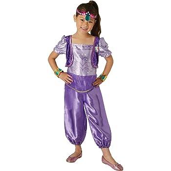 Disney - Disfraz de Vampirina para niña, infantil 5-6 años (Rubies ...