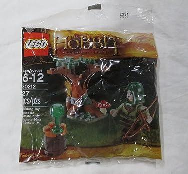 Lego, The Hobbit, Mirkwood Elf Guard Bagged (30212)