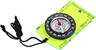Compass Cartographic Map Backpackers Compass Tool Lightweight Hiking Backpacking for Camping