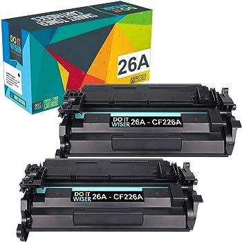 LASER CAT Compatible Ink Cartridge Replacement for HP CF226X M402DN M426FDW M402DW Works with: Laserjet Pro M402 M402D Laserjet Pro MFP M426FDN Black 26X