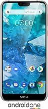 Nokia 7.1 - Android 9.0 Pie - 64 GB - Dual Camera - Dual SIM Unlocked Smartphone (Verizon/AT&T/T-Mobile/MetroPCS/Cricket/H...