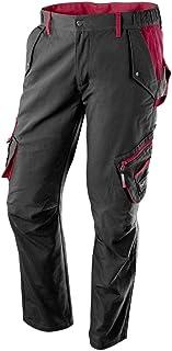 Grupa Topex Neo Women's Cargo Work Trousers Pants Black/Purple