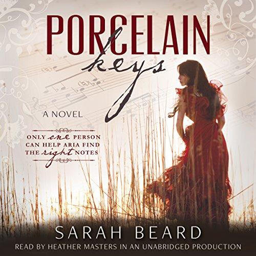Porcelain Keys audiobook cover art
