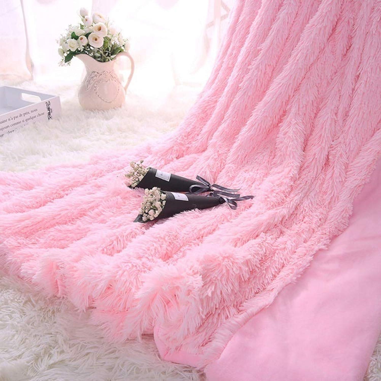 Auntwhale Super Soft Plush Blanket, Fluffy Plush Blanket, Suitable for Sofa Living Room Bedding Bedroom Home Decor