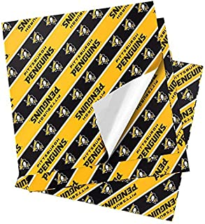 Pittsburgh Penguins 2014 Team Wrapping Paper