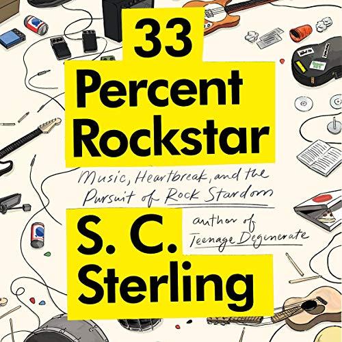 Page de couverture de 33 Percent Rockstar