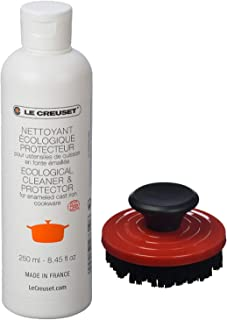 cleaning le creuset