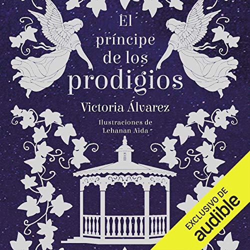Diseño de la portada del título El Príncipe de los Prodigios