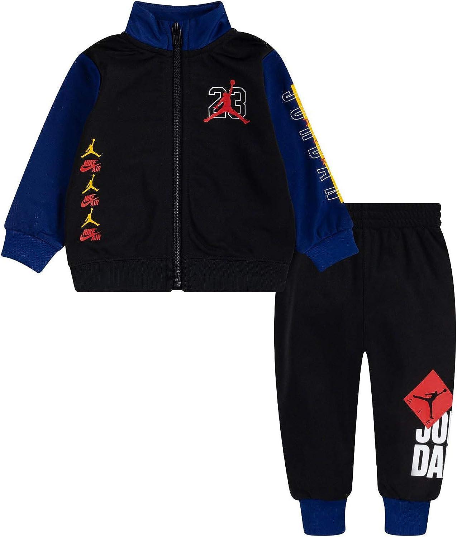 Jordan Boy`s BOF Tracksuit Jacket & Pants 2 Piece Set