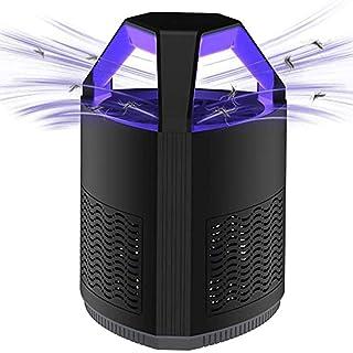 Leilims Brandless con UV 5W luz de Mosquitos ultrasónico LED lámpara de Redes de Suministro eléctrico 1.2M Error Cable Zapper Muggen Insecto Luces repelentes