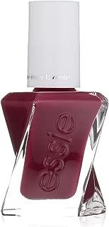 essie Gel Couture 2-Step Longwear Nail Polish, Berry In Love, 0.46 fl. oz.