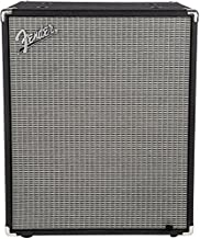Best fender rumble 700w 2x10 bass speaker cabinet Reviews